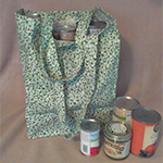 How to Make a Collapsible Shopping Bag
